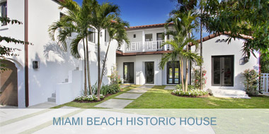 Historic Miami Beach residence thum