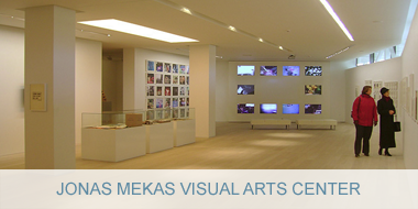 Jonas Mekas Visual Arts Center