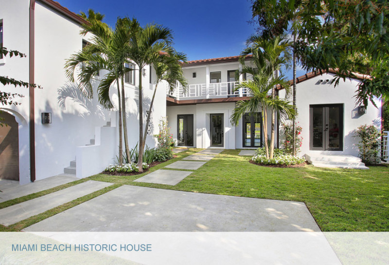 Miami Beach Historic House